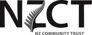 The New Zealand Community Trust logo